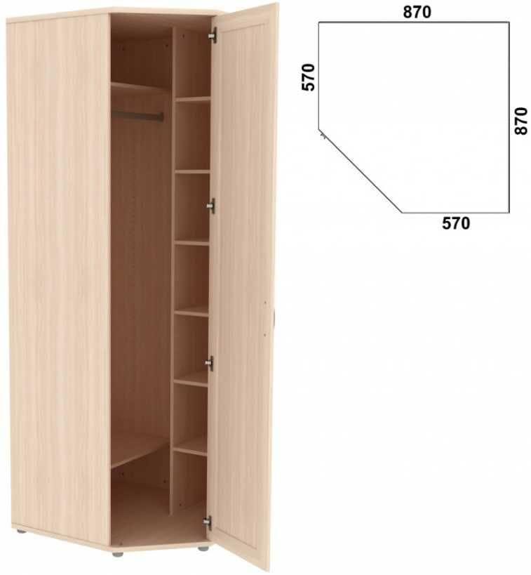 Шкаф угловой  532.01