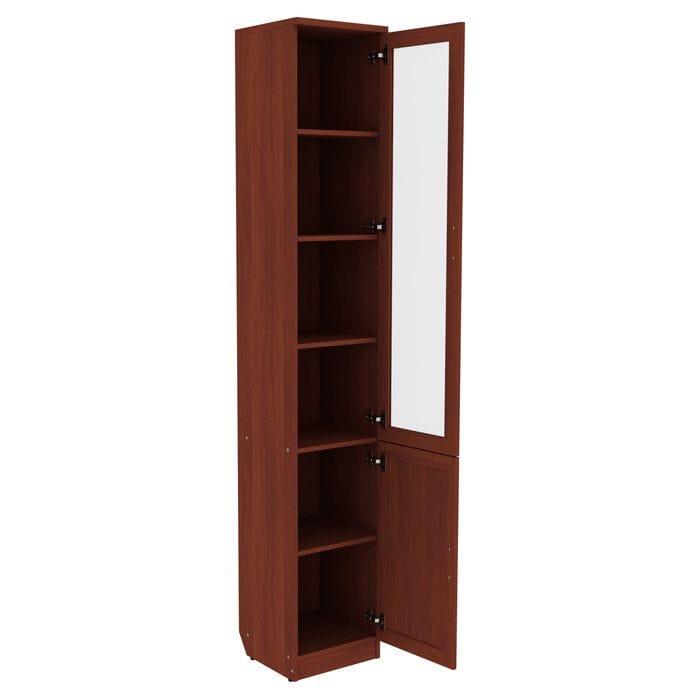 Шкаф для книг узкий арт-203