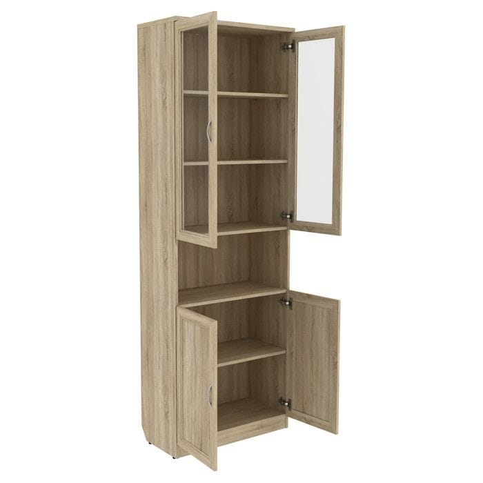 Шкаф для книг и посуды арт-207