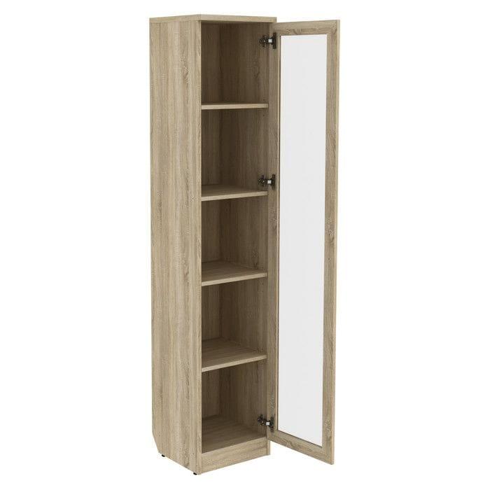 Шкаф для книг узкий арт-216