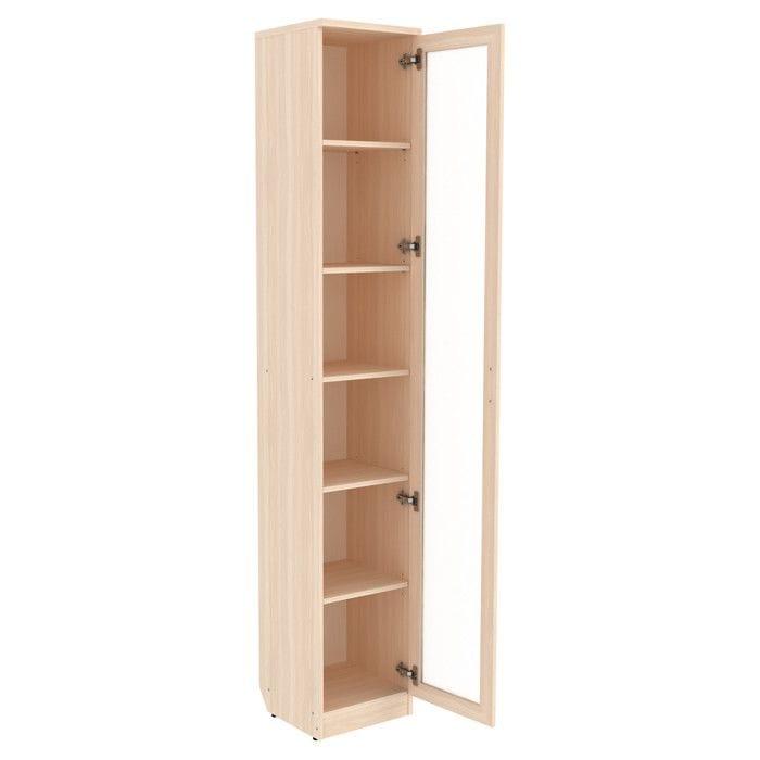 Шкаф для книг узкий арт-222