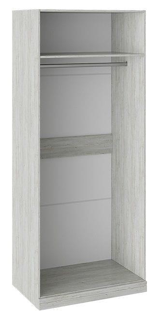 Шкаф для одежды с зеркалом правый «Кантри», СМ-308.07.021R