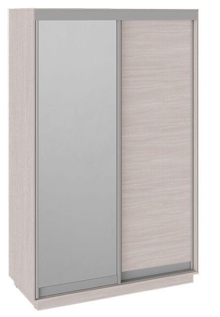 Шкаф-купе 2-х дверный с зеркалом «Экспресс Медиум дуо»