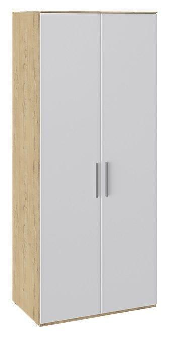 Шкаф для одежды с 2-мя дверями «Квадро», СМ-281.07.003