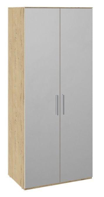Шкаф для одежды с 2-мя зеркальными дверями «Квадро», СМ-281.07.005