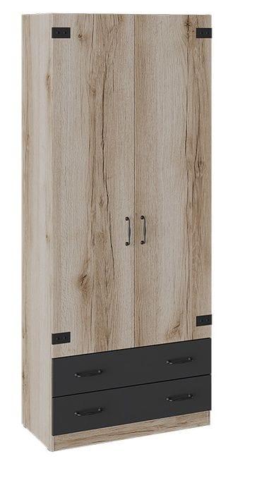 Шкаф для одежды «Окланд» ТД-324.07.22