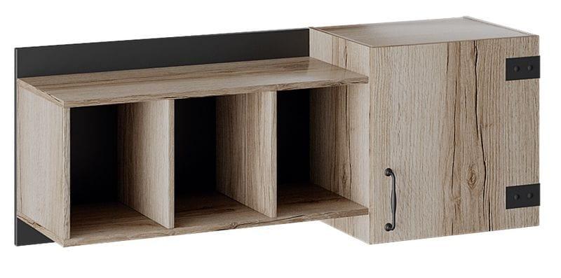 Шкаф навесной «Окланд» ТД-324.15.11