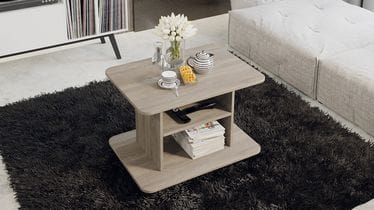 Журнальный столик тип 1, МФ-107.001