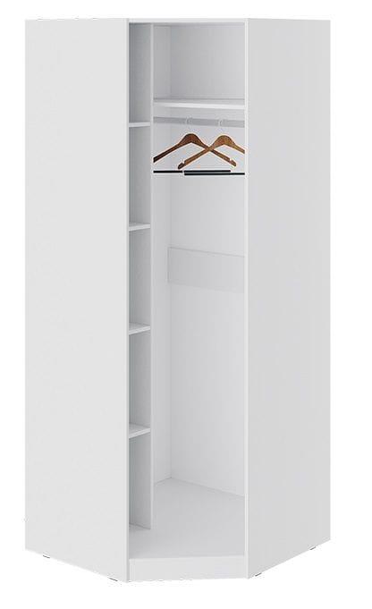 Шкаф угловой с зеркальной дверью правый «Скарлет», СМ-339.07.006 R