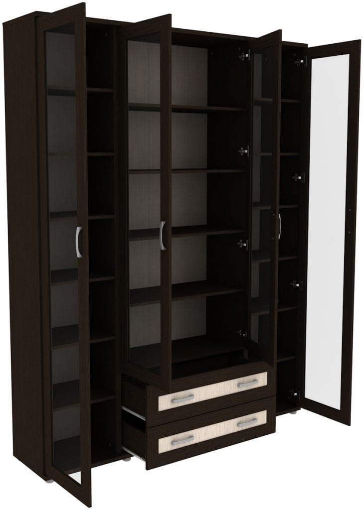 Шкаф для книг 504.04