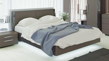 Двуспальная кровать «Наоми», СМ-208.01.01