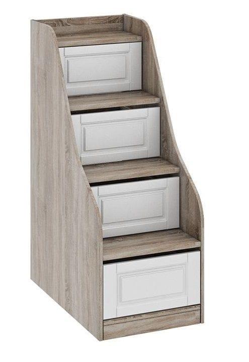 Лестница приставная с ящиками «Прованс», ТД-223.11.12