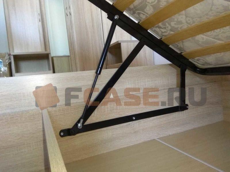 Кровать на 800 с подъёмным механизмом 8.11бя