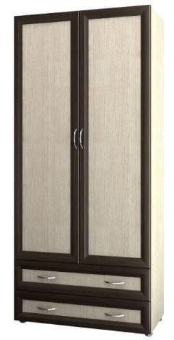 Шкаф 2-х дверный с 2-мя ящиками 5.13
