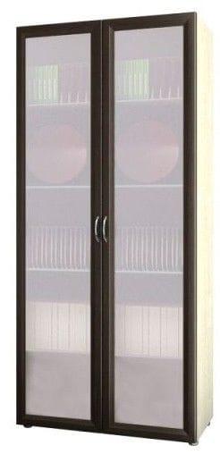 Шкаф 2-х дверный со стеклом 5.15