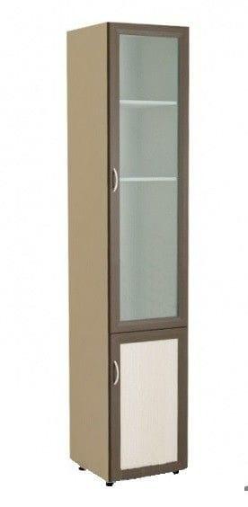 Шкаф 2-х дверный со стеклом 6.42