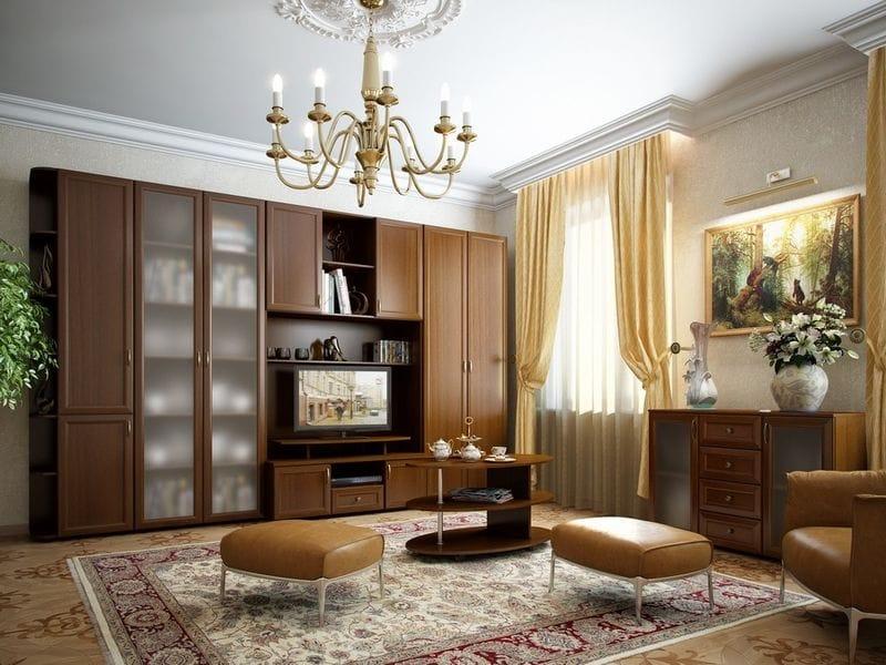 Гостиная Береста-2