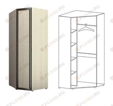 Шкаф угловой 1-но дверный 5.22
