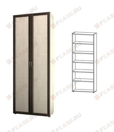 Шкаф с полками 2-х дверный 6.03