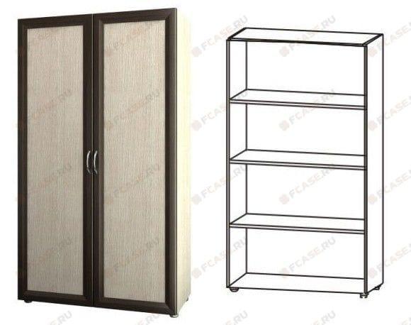 Шкаф 2-х дверный 4.11