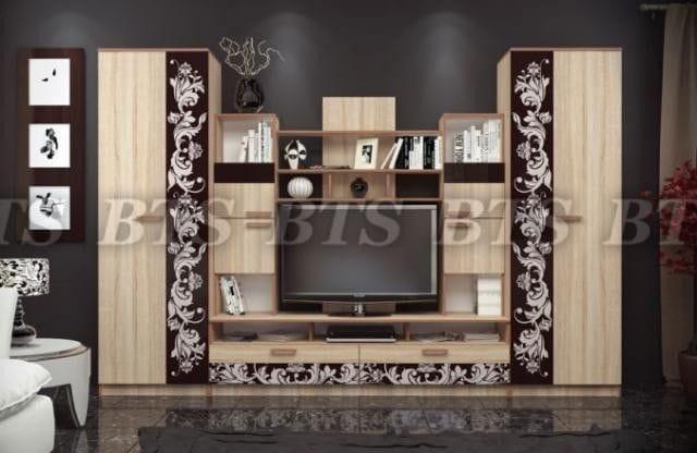 """Мебельная стенка """"Багира"""""""