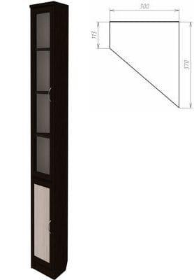 Шкаф-эркер арт-209