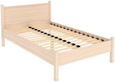 Кровать на 1200мм с ортопедическим основанием 613