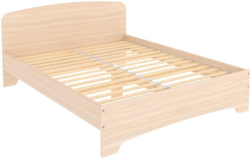 Кровать на 1600мм с ортопедическим основанием КМ16