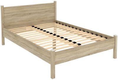 Кровать на 1400мм с ортопедическим основанием 614