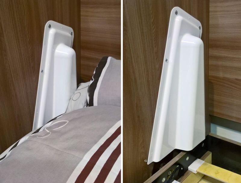 Кожух защитный КЗ.01 для газлифтов подъемных кроватей (2 шт.)