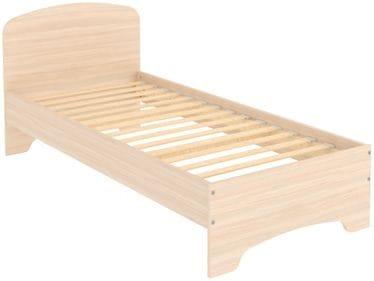 Кровать на 900мм с ортопедическим основанием КМ09