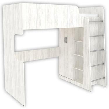 Кровать двухъярусная Дарина арт. УК03 цвет Арктика