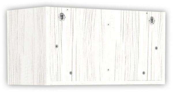 Полка открытая Дарина арт. УП02 цвет Арктика