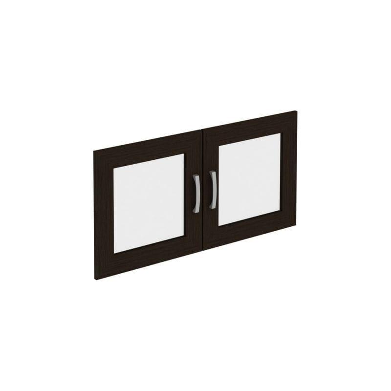 Д911.02 (2 шт.) дверь вставка стекло
