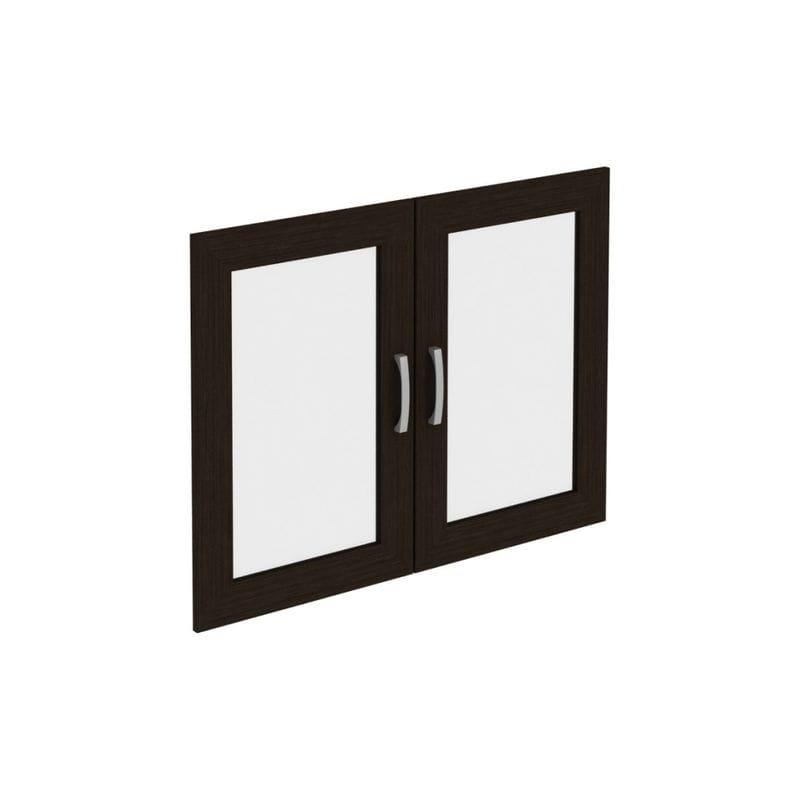 Д912.02 (2 шт.) дверь вставка стекло