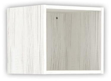 Полка открытая Дарина арт. УП01 цвет Арктика