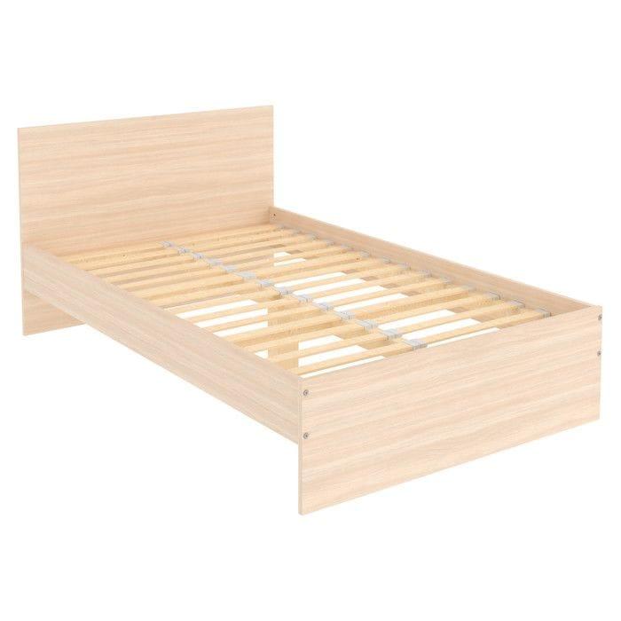 Одноместная кровать с ортопедическим основанием К12
