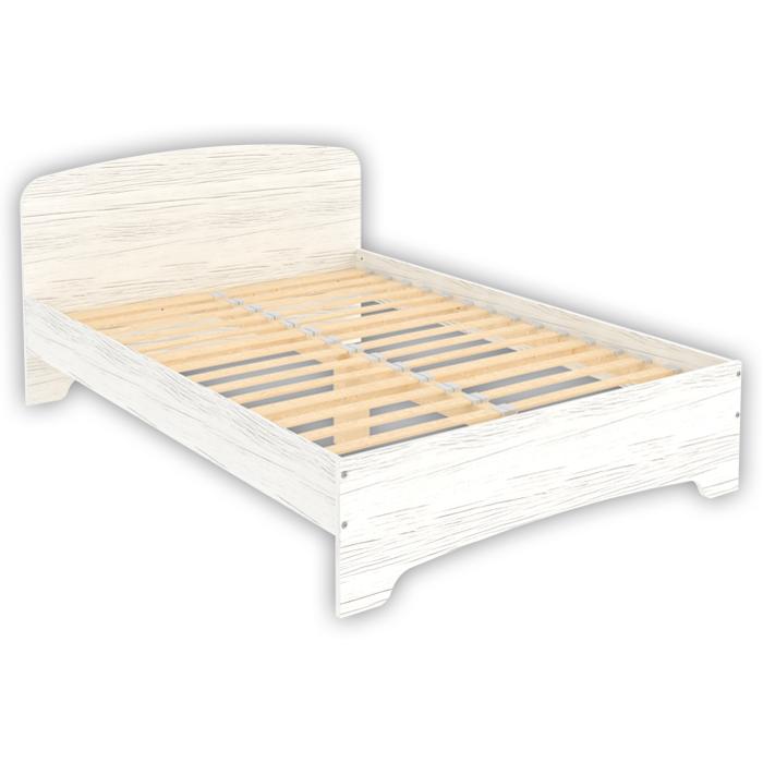 Кровать на 1400мм с ортопедическим основанием КМ14