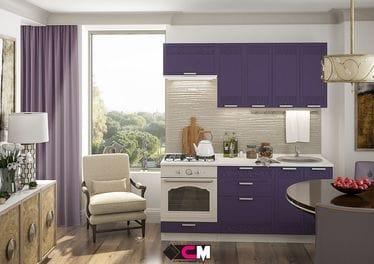 Кухонный гарнитур «Кремона», орхидея