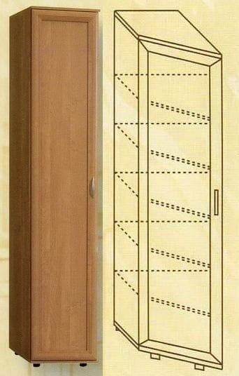Модульный переходной шкаф для вещей мод-152