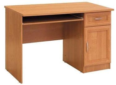 Компьютерный стол с тумбой, мод-129