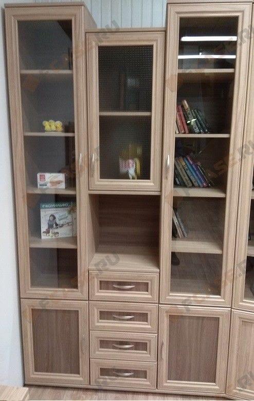 Шкаф для книг, мод-163