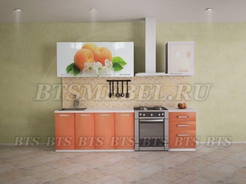 """Кухня """"Персик"""", 1,8 м"""