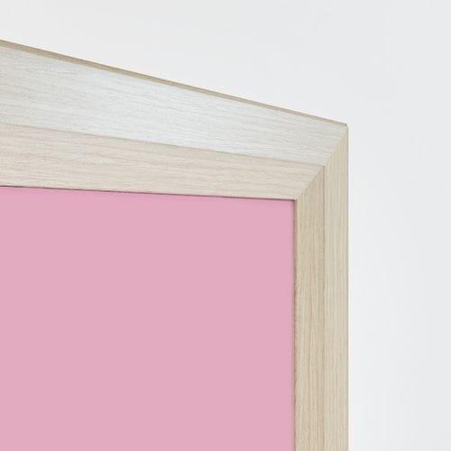 Дуб молочный/розовый