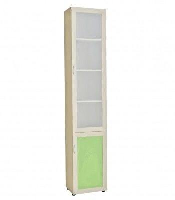 Шкаф 2-х дверный со стеклом 6.42р