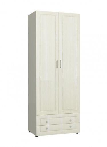 Шкаф двухдверный с двумя ящиками глубокий, 36.06