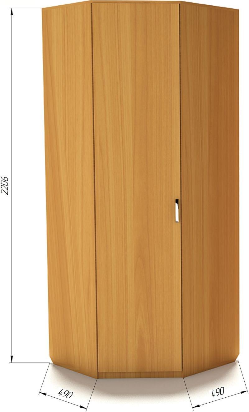 Угловой шкаф ШУ-1
