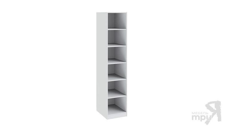 Шкаф для белья с 1-й дверью левый «Ривьера», СМ 241.07.001 L