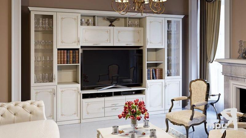 Набор мебели «Лючия» №3, ГН-235.203