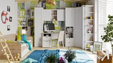 Набор детской мебели «Ривьера» №5, ГН-241.105